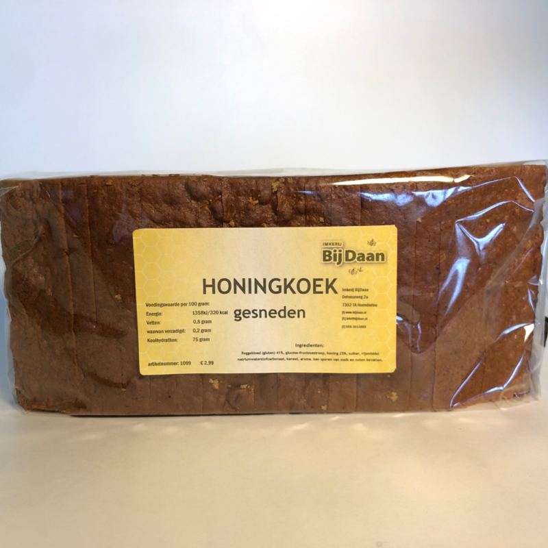Honingkoek