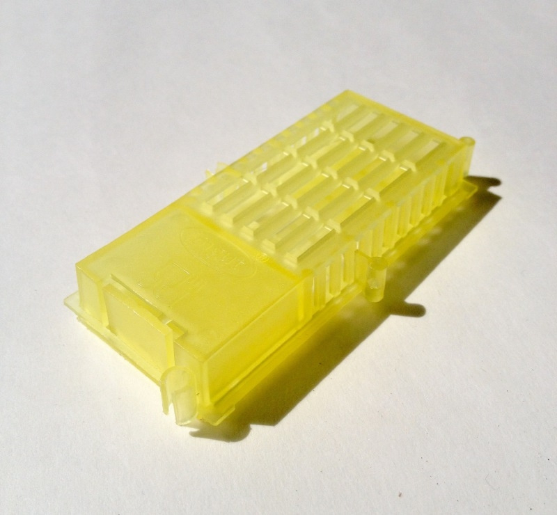 PVC koninginnenkooitje, bekend type 100 stuks