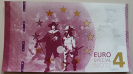 Euro Special Note Rembrandt van Rijn