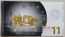 Euro Special Note Mondlandung
