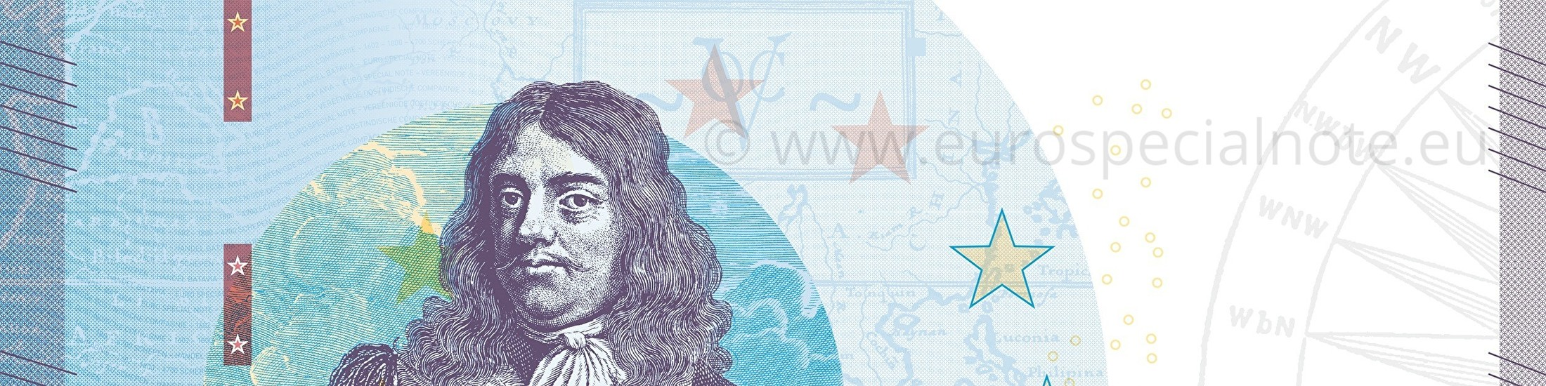 Euro Special Note VOC collectible