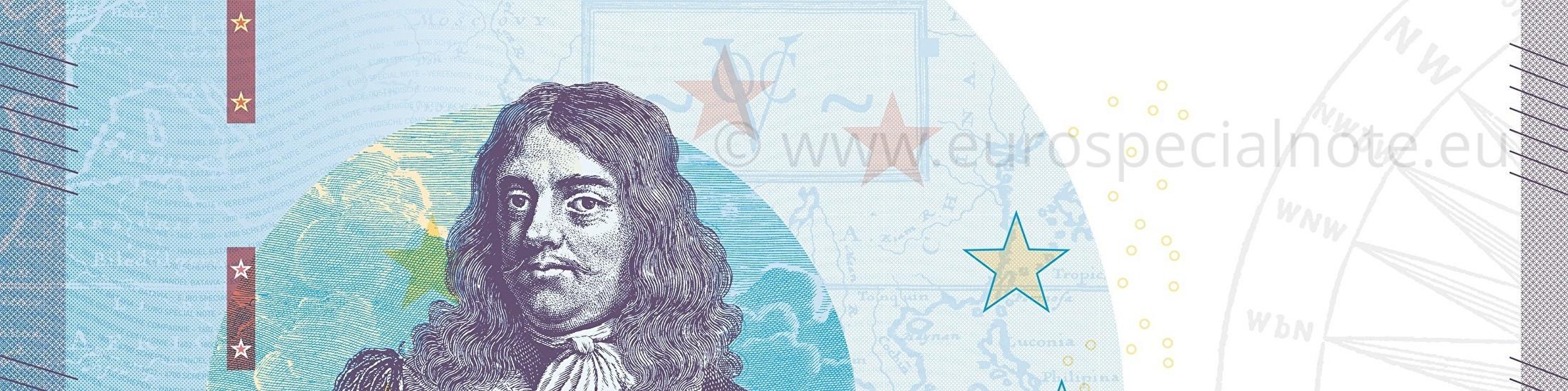 Euro Special Note VOC collectible
