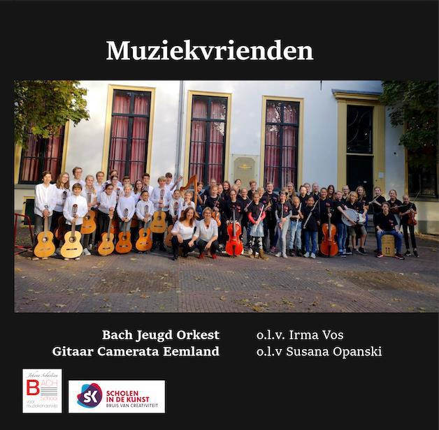 CD - Muziekvrienden