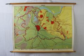 Schoolplaat Provincie Utrecht