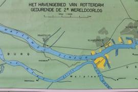 Schoolplaat Havengebied Rotterdam