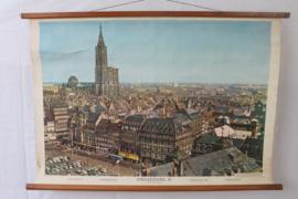 Schoolplaat van Strasbourg