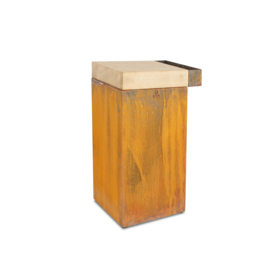 Butcher Block Rubberwood 45-45-88