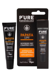 PURE Papaya Lip Care 10 g.