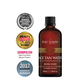 Face Tan Water 100 ml