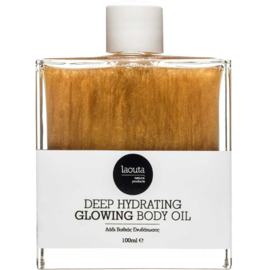 Intens Hydraterende Glowing Body Oil (Bronze)  |  100 ml