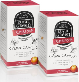 Royal Green Camu Camu | 120 vcaps