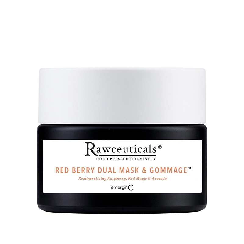 RAW – Red Berry Dual Mask & Gommage | 49 g