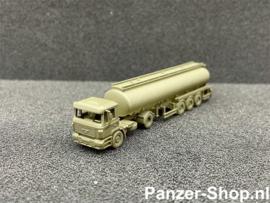 MAN F2000, Tractor & Tanktrailer