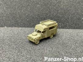 Land Rover 127, Ambulance