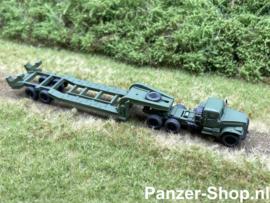 KrAZ 255 & ChMZAP 5247G Anhänger (Fertigmodell)