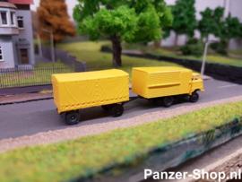 Kakerbeck HL 61, Deutsche Post