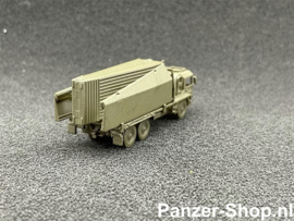 MAN KAT1 7t 6x6 FSB Transporter, Rampe