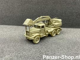 (TT) KrAZ 255, EOV-4421 Digger