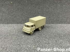 Robur LO 2202, Cargo