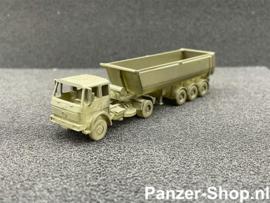 (TT) Mercedes-Benz NG, Tracteur Et Remorque Benne