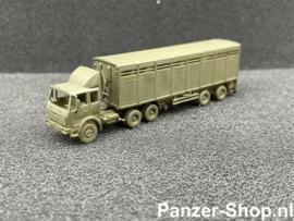 (TT) Mercedes-Benz NG, Zugmaschine & Livestock Anhänger