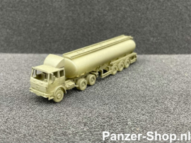 Mercedes-Benz NG, Tractor &  Tanker Trailer