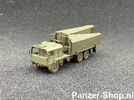 MAN KAT1 7t 6x6 FSB Transporter, Rampdeel