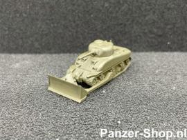 M4A1 Sherman Dozer