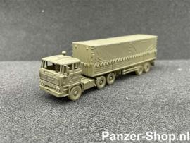 (TT) DAF 2800, Tracteur & Remorque Fermée