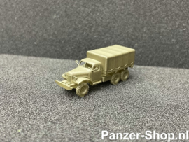 ZIL-157 With Canvas