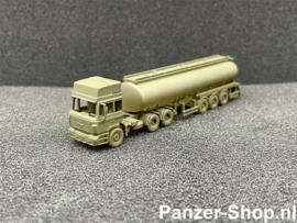 MAN F2000, Zugmaschine & Tankanhänger
