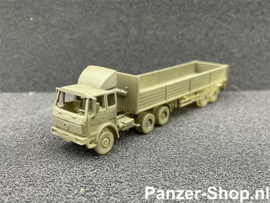 (TT) Mercedes-Benz NG, Tractor & Opened Trailer