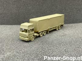 MAN F2000, Tractor & Koeltrailer