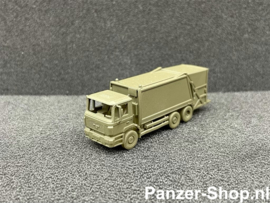 MAN F2000, Vuilniswagen