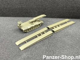 Leopard 1 Bruckenleger,  Bridge Layer (Biber)