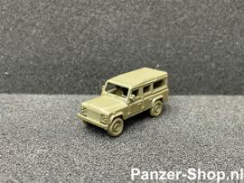 Land Rover 110, Stationcar