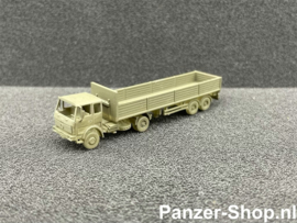 Mercedes-Benz NG, Tractor & Geopende Trailer