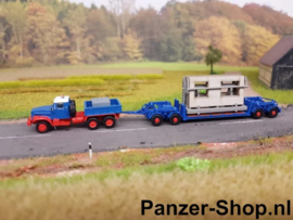 (TT) KrAZ 258, Zugmaschine