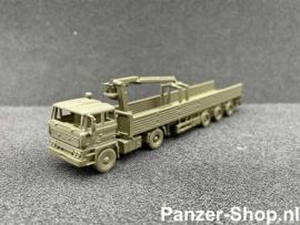 (TT) DAF 2800, Tracteur & Remorque De Tuiles