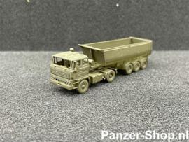 DAF 2800, Tracteur Et Remorque Benne