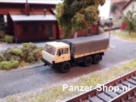 Tatra T815 6x6, Dekzeil