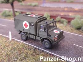 (TT) Unimog U1300L, Sanitatsfahrzeug