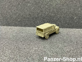 Land Rover 110, Soft Top