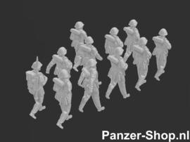 (TT) NVA Set 4   Wandelende Soldaten