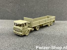 (TT) MAN F2000, Tracteur & Remorque Ouverte