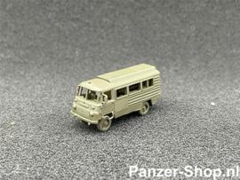 Robur LD 2002, Bus Ambulance
