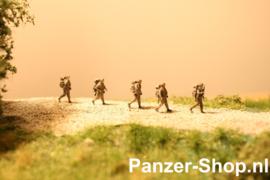 Bundeswehr | Walking Soldiers