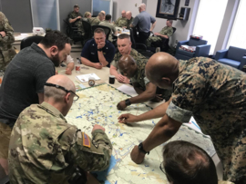 Models For Military Wargaming