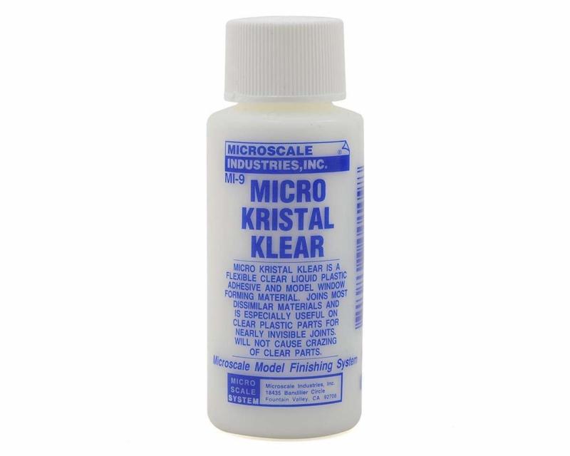 Mircoscale Kristal Klear