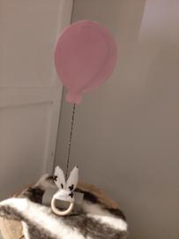 Gebaorteballon klein raos (mit lempkes)